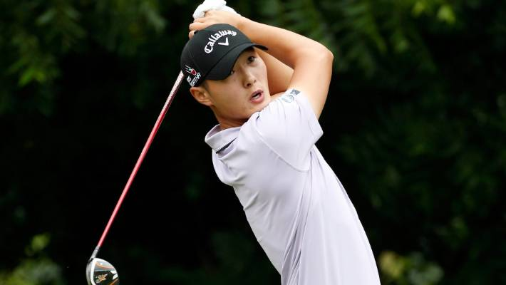 Danny Lee Finishes Strongly With A Top 10 At The Crowne Plaza