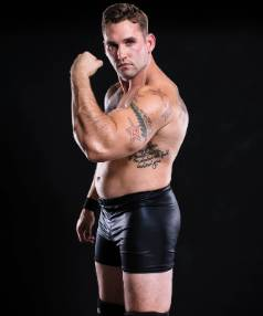 Gavin Glass Wrestler