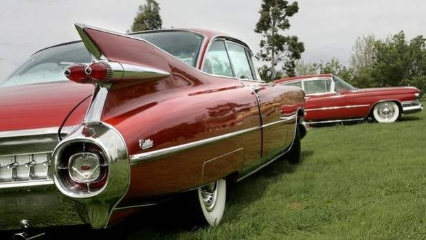 Why Classic Cars Had Tailfins Stuff Co Nz