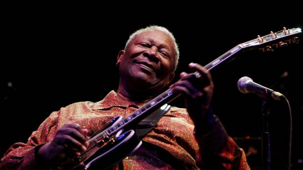 15-times Grammy Award-winner BB King died aged 89.