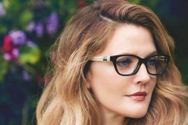 67a26c5f7b3 Drew Barrymore recently launched her own optical brand