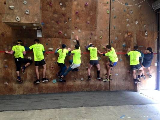 Thames High School Hillary Team compete in the Hilary outdoor Challenge from May 18 to 22. They finally won after 14 ...