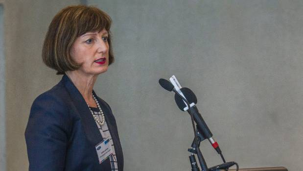 Christchurch City Council chief executive Dr Karleen Edwards is critical of the Government's plan .