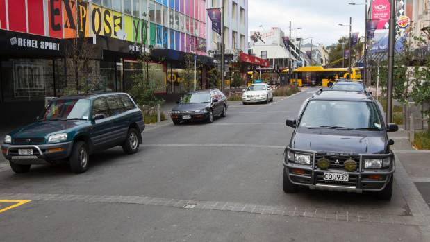Motorists given parking tickets at the bottom of Cuba St - as well as six other Wellington streets - could now challenge ...