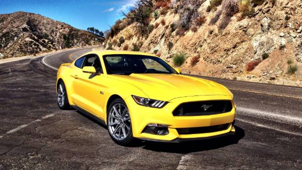 Triple Yellow isn't high on preference list with the 300-strong New Zealand Mustang order book, but we can live with that.