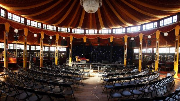 The Spiegeltent is coming back to New Plymouth for the Taranaki International Arts Festival & Spiegeltent to return for Taranaki arts festival | Stuff.co.nz