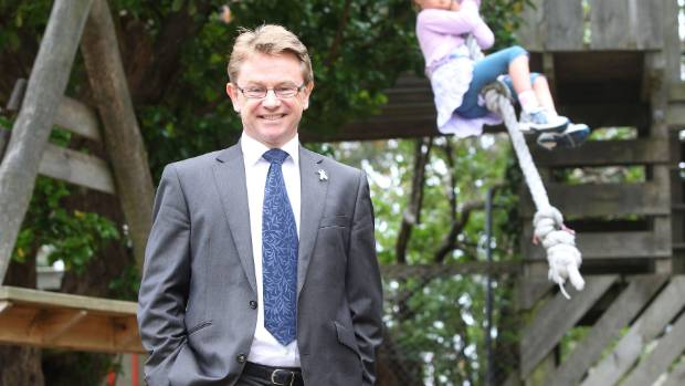Dr Russell Wills, Chidren's Commissioner, says it is time to listen to children's concerns.
