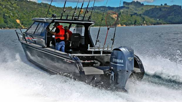 One outboard or two? | Stuff co nz