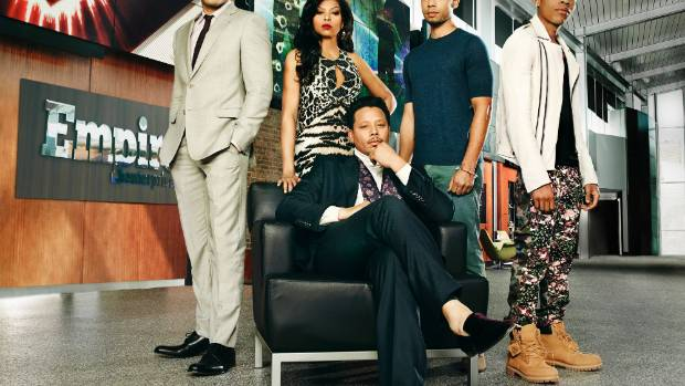 American drama Empire is a powerhouse series inspired by the hip-hop music industry.