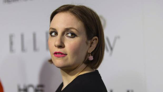 Lena Dunham has stopped wearing nude patches.