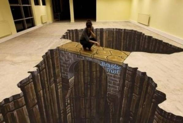 3d Floors Turn Kitchens Bathrooms Into Art Stuff Co Nz
