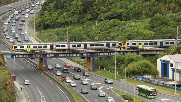 Wellington's commuter trains are likely to be operated by the same company that runs Auckland's trains from July 2016.