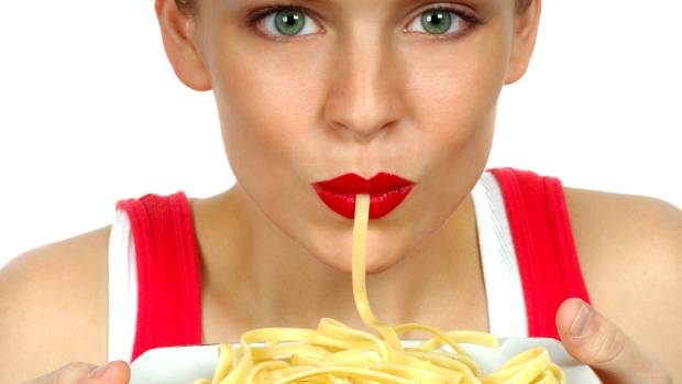 If you've been passing on pasta in a bid to stay healthy and live longer, the study's finding could be good news.