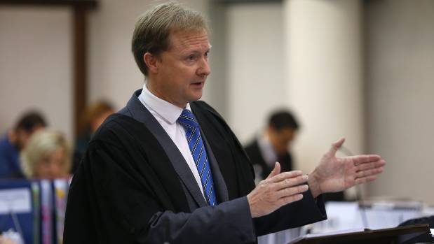 Lawyer Andrew Butler represented Wellington woman Lecretia Seales in the High Court in Wellington.