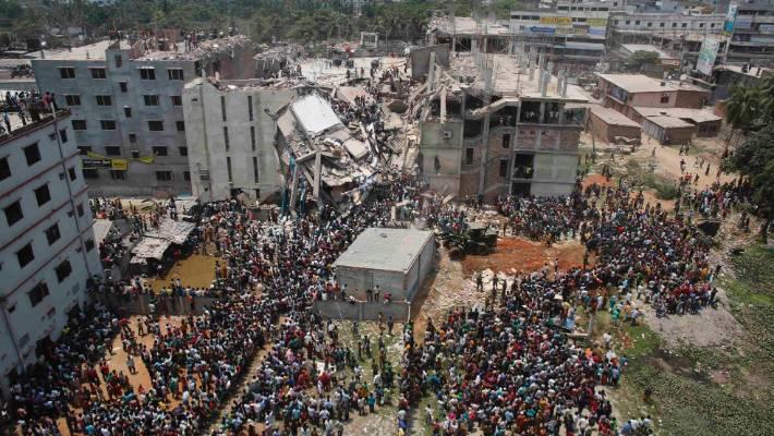 Murder charges over Bangladesh Rana Plaza filed | Stuff co nz