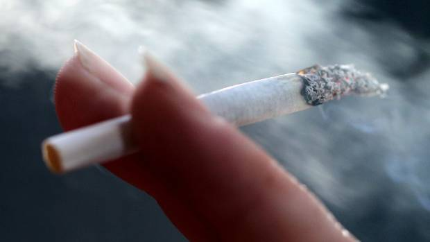 Smoking maims and kills.