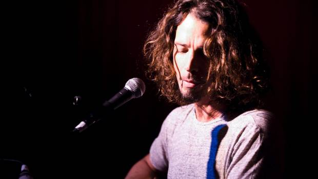 Rock star Chris Cornell dies in Detroit