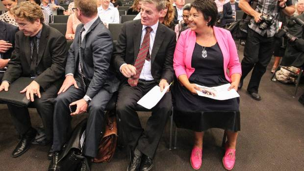Finance Minister Bill English and State Services Minister Paula Bennett  - quietly revolutionising the public service