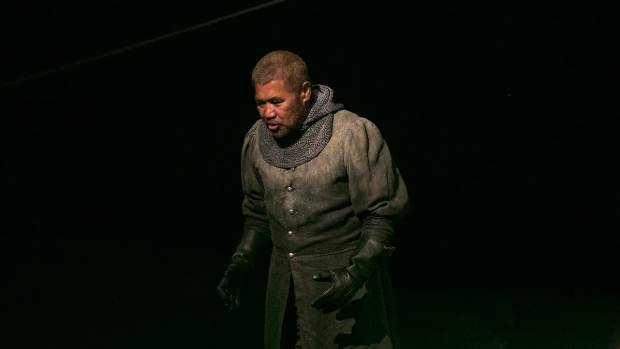 Rawiri Paratene played Polonius and the Gravedigger in Globe to Globe's Hamlet. He'll feature in the Pop-up Globe's ...
