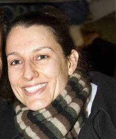 Lecretia Seales in 2009, two years before the brain tumour was discovered.