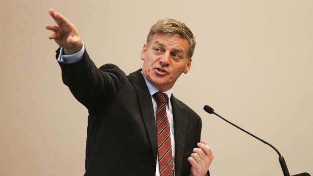 Finance Minister Bill English has poured cold water on a warrant of fitness scheme for rental houses.