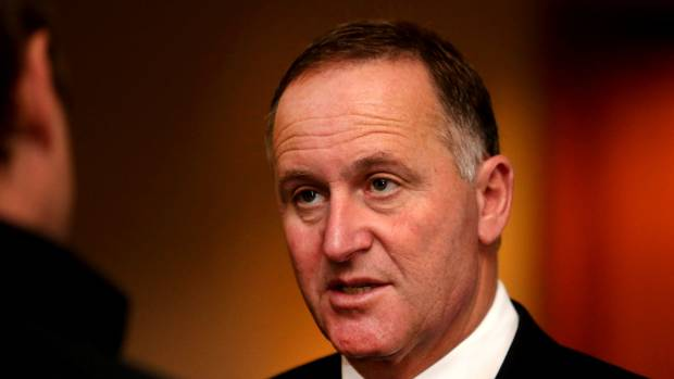 Prime Minister John Key said he thinks a month of Maori language would dilute the intensity a week brings.