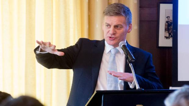 Bill English told a Hutt Valley Chamber of Commerce lunch that greater sharing of information between Government ...