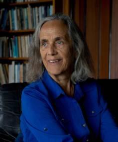 Author Patricia Grace.