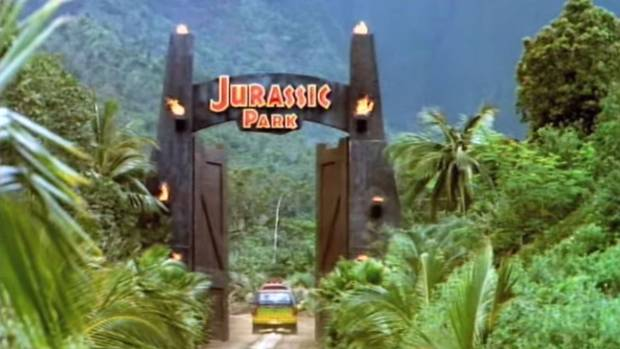 With realistic-looking dinosaurs, Jurassic Park made anything seem possible.
