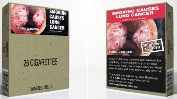 Australia's plain packaging laws have become a major test case for global tobacco companies in their fight against ...