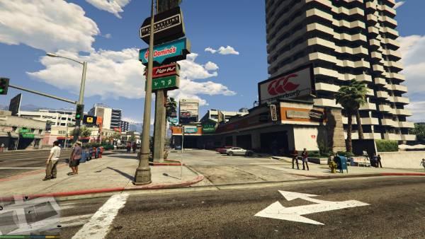 Grand Theft Auto V gets New Zealand modification, Mongrel