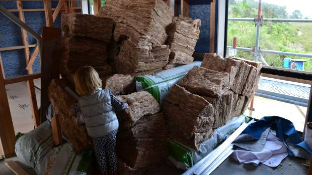 Building your own house how to diy insulation for Help build your own home