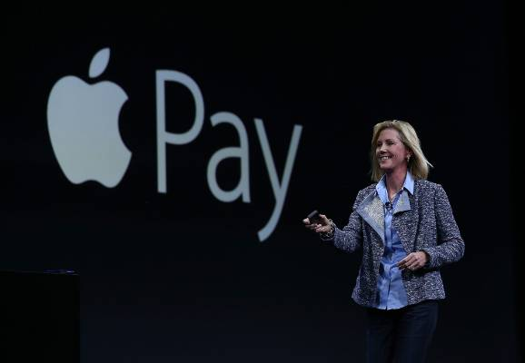 Apple Store VP Jennifer Bailey, speaks about Apple Pay during WWDC.