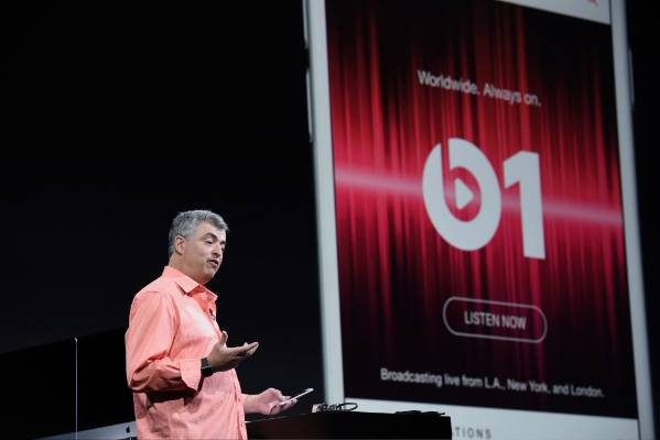 Apple's senior vice president of Internet Software and Services Eddy Cue explains Beats 1.