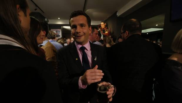ACT leader David Seymour thinks every Kiwi should be able to have a beer at the pub and watch the All Blacks during the ...