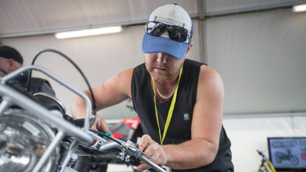 Rural bachelors show mechanical prowess at Fieldays ...