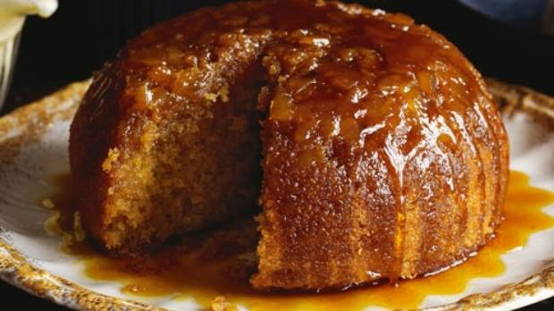 Recipe ginger steamed pudding with creme anglaise stuff for Anglaise cuisine