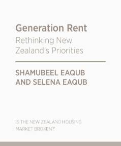 Generation Rent by Shamubeel and Selena Eaqub.