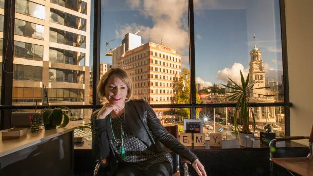 Minnie Baragwanath, CEO of Be.Accessible, says people need to think about what's possible, not impossible.