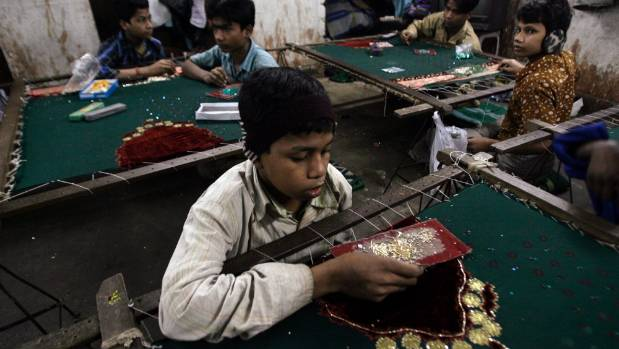 the low wage controversy in nike shoe factory in indonesia