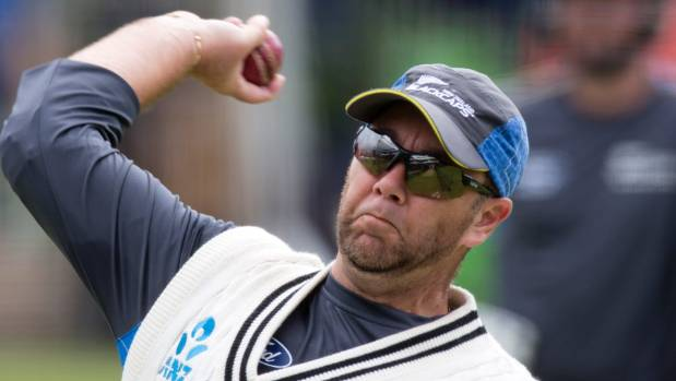 NZ batting coach Craig McMillan is happy to be part of the first day-night test.