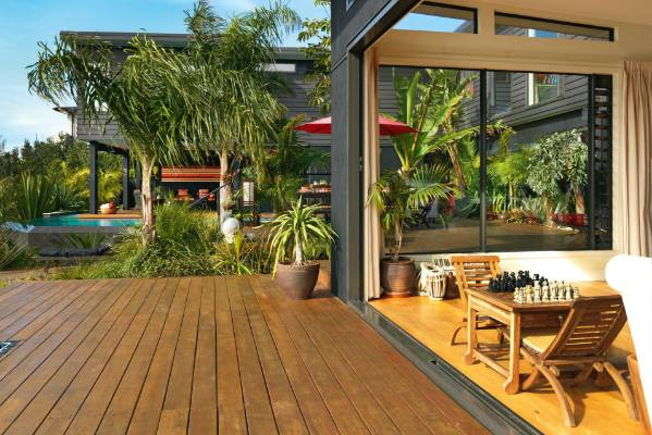 Award Winners Five Of New Zealand 39 S Best Outdoor Rooms
