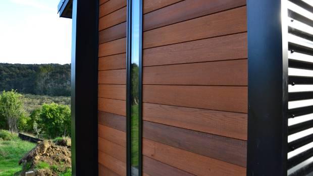 building your own house cedar cladding stuff co nz