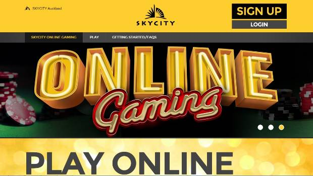 SkyCity did experiment back in 2015 with a free-to-play, no stakes online gaming service.