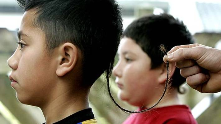 Rat Tail Hair Style: Banned In Schools: Easter, Rat's Tails And Bullrush