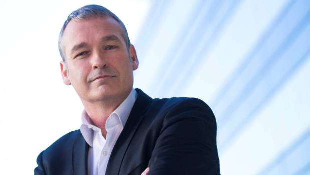 A new MediaWorks campaign has TVNZ's head of news and current affairs John Gillespie seeing red.