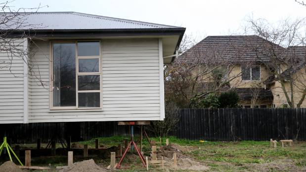controversial travis country prefab house on the move stuff co nz