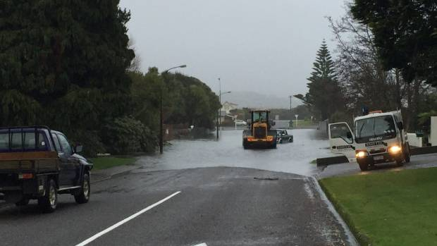Businesses Wake To Flooding In Hokitika Stuff Co Nz
