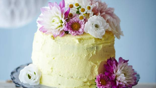 Layer cake recipe nz