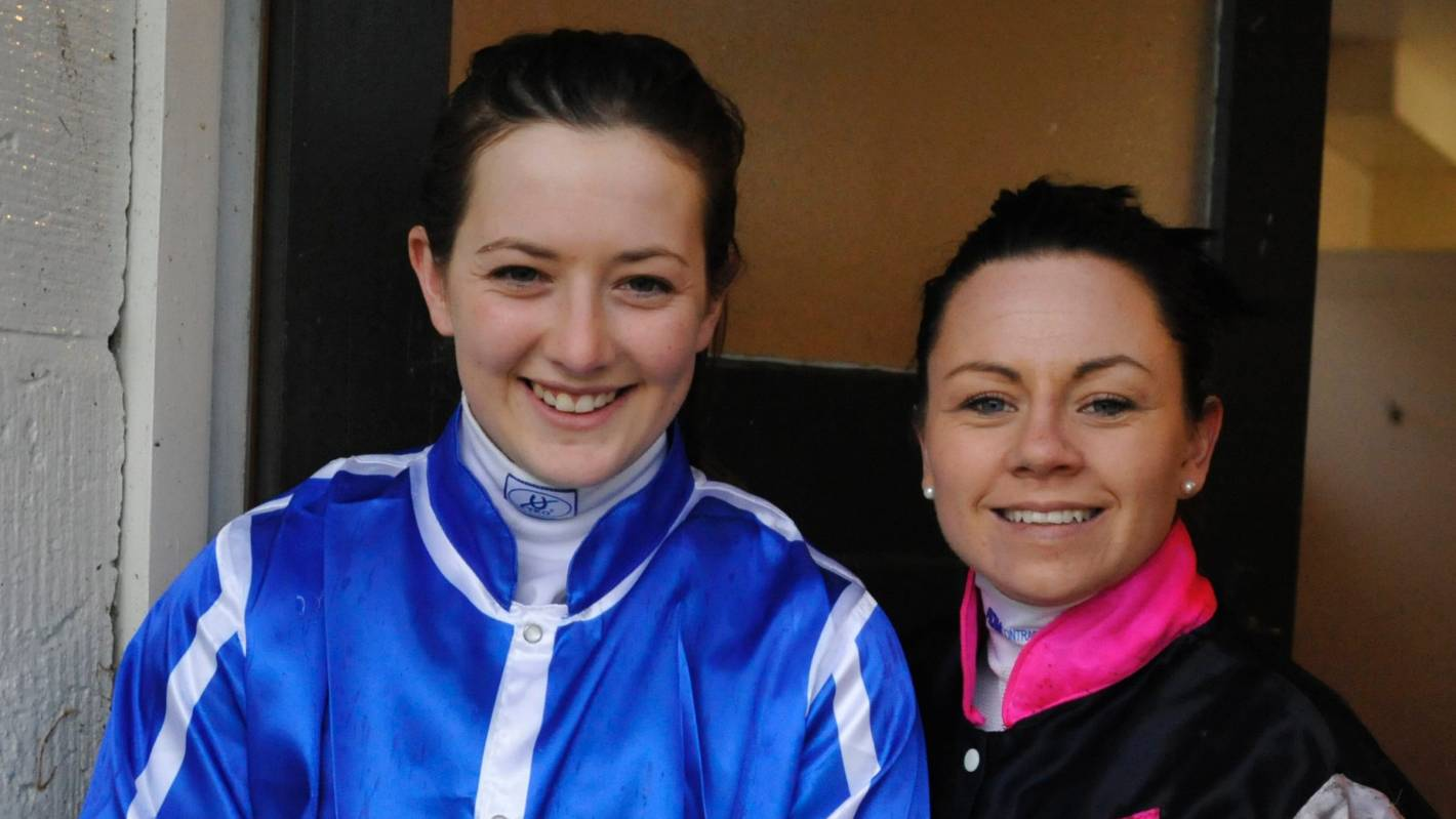 Jockey apprentices Sam Wynne and Courtney Barnes to ride ...